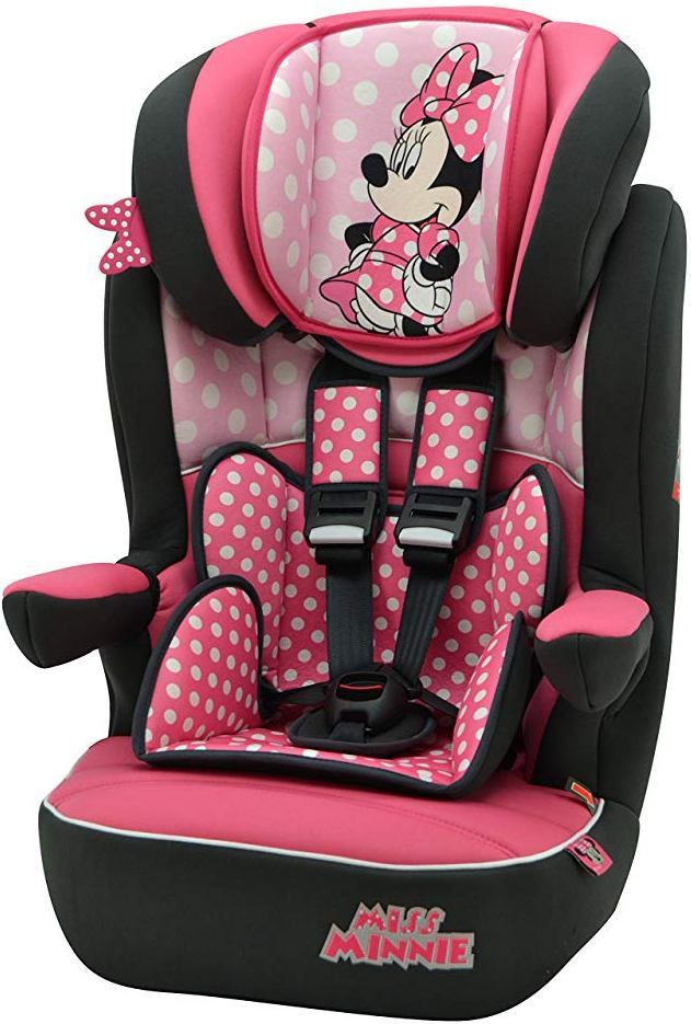 I-Max SP Disney Minnie Car Seat