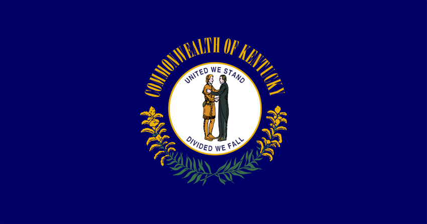 kentucky flag