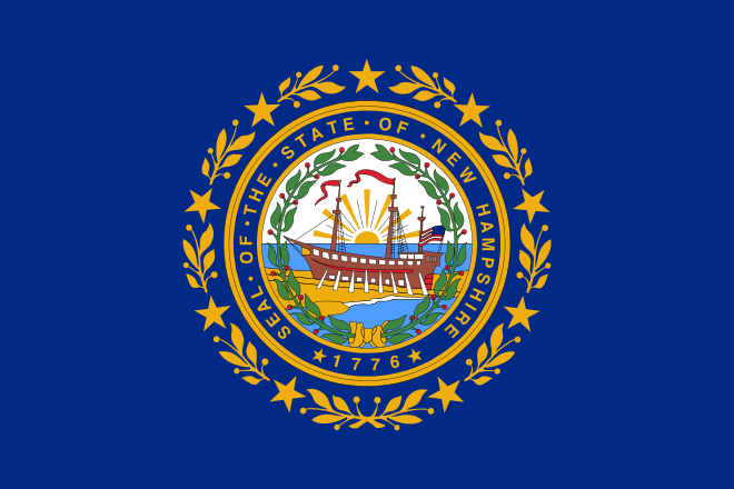 ​new hampshire flag