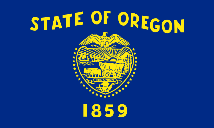 oregon flag