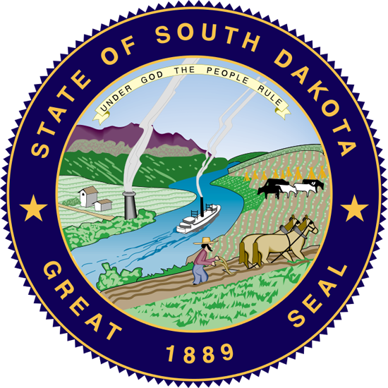 south dakota seal